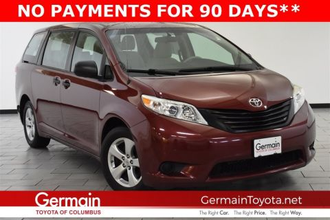 Pre-Owned 2013 Toyota Sienna L