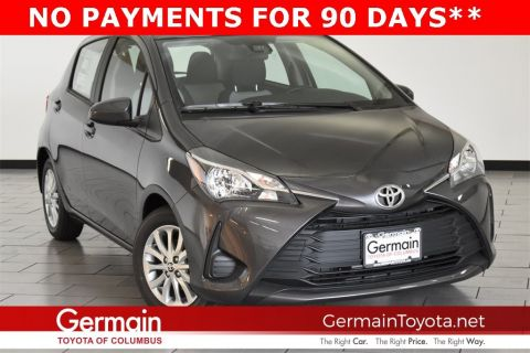 New 2018 Toyota Yaris LE