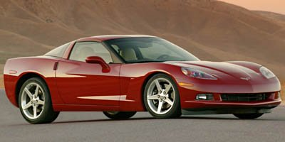 Pre-Owned 2005 Chevrolet Corvette Base