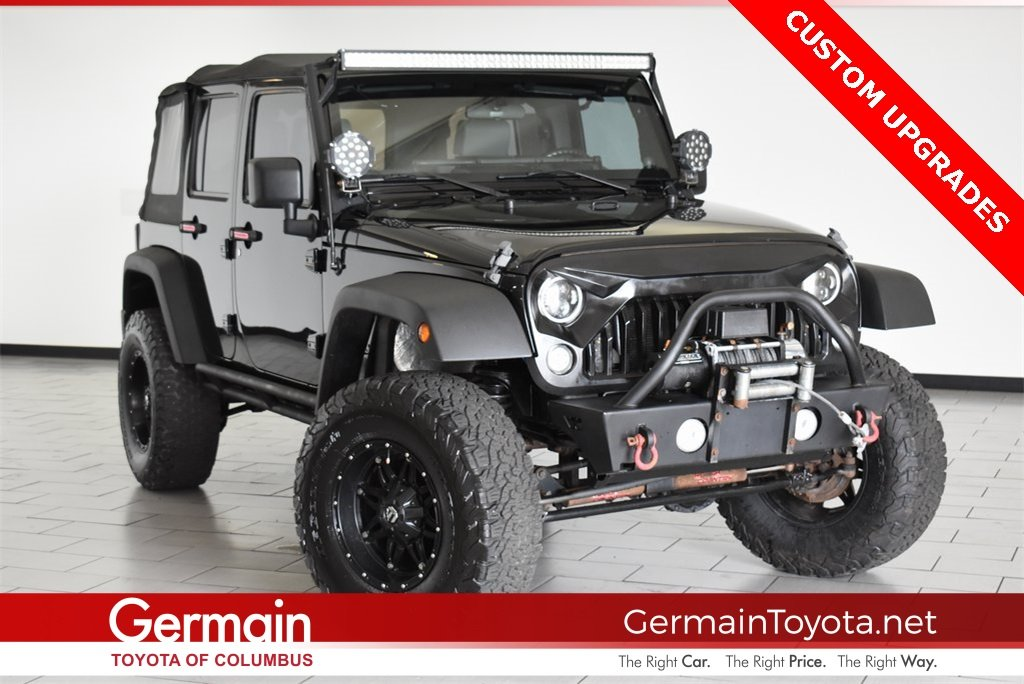Awesome Pre Owned 2010 Jeep Wrangler Unlimited Sport