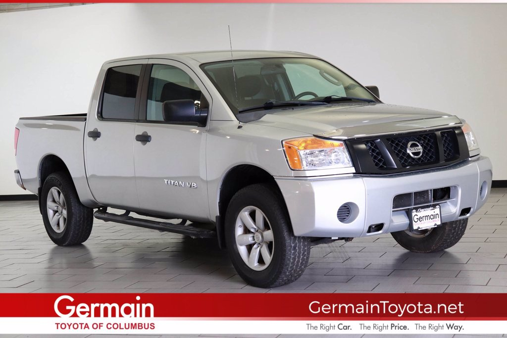 Pre-Owned 2011 Nissan Titan S