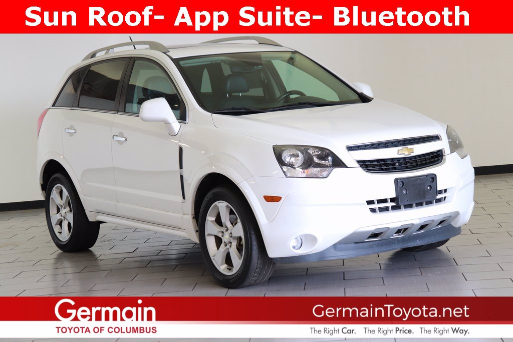 Pre-Owned 2015 Chevrolet Captiva Sport Fleet LT