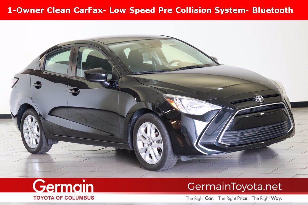 Certified Pre-Owned 2017 Toyota Yaris Base