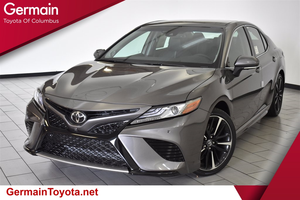 New 2018 Toyota Camry XSE 4D Sedan in Columbus #36089 ...