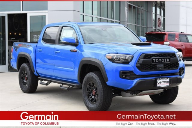 New 2019 Toyota Tacoma 4WD TRD Pro Crew Cab Pickup in