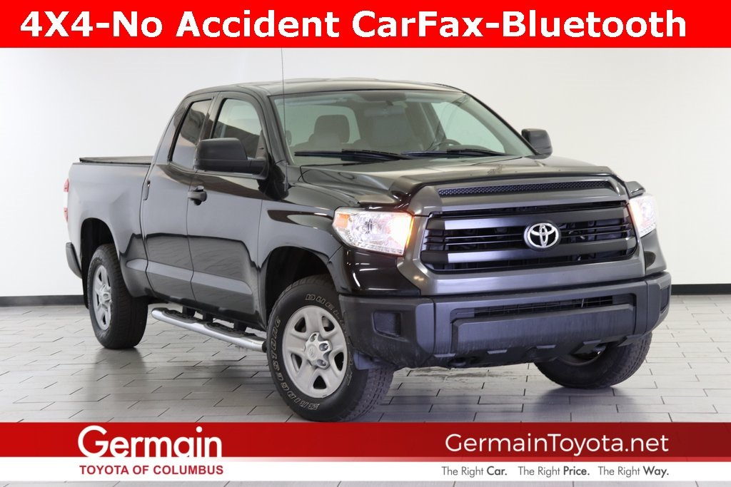 Pre-Owned 2015 Toyota Tundra 4WD Truck SR