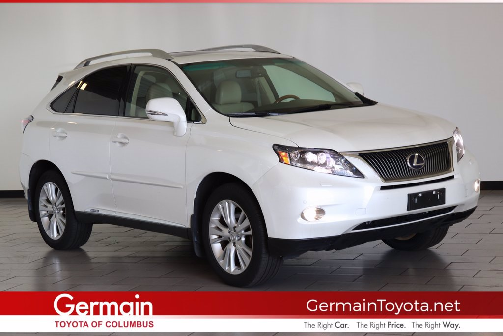 Pre-Owned 2012 Lexus RX 450h 450h