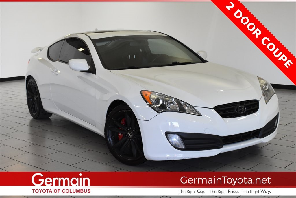 Pre Owned 2010 Hyundai Genesis Coupe Track