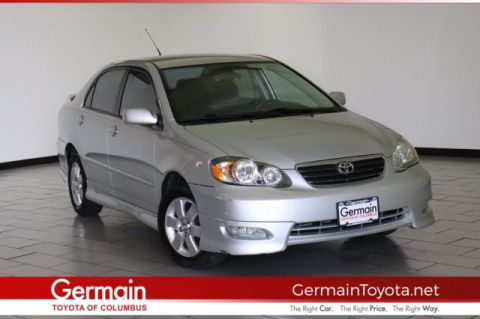 Pre-Owned 2005 Toyota Corolla S