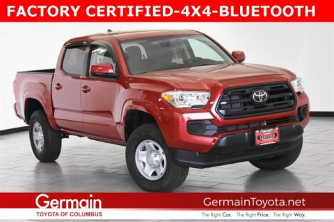 Certified Pre-Owned 2019 Toyota Tacoma STD