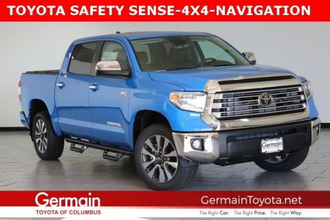 New 2020 Toyota Tundra 4WD Limited